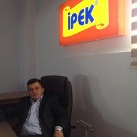 Photo taken at İpek Mobilya by Cavit E. on 2/17/2014