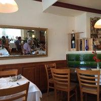 Photo taken at Restaurant Grenzstein by Oliver S. on 9/11/2014