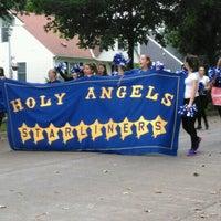 Photo taken at St. Helena Catholic School by Jennifer M. on 9/17/2016