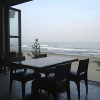 Photo taken at Kahuna Beach Resort & Spa by Jeannie H. on 10/17/2012