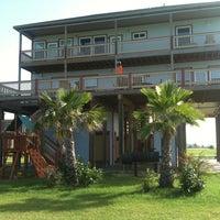 Photo taken at Galveston West Bay by Naomi P. on 7/23/2013