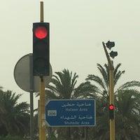 Photo taken at Mishref & South Surra Bridge's Traffic Light by Abdulrahman on 6/21/2017