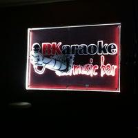 Photo taken at BKaraoke Music Bar by Marco S. on 5/4/2013