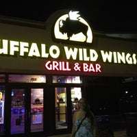 Photo taken at Buffalo Wild Wings by Cesar S. on 10/12/2013