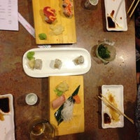 Photo taken at Kiriba Sushi by adam t. on 8/15/2014