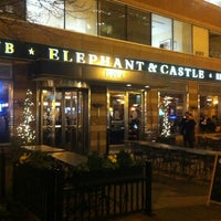 Photo taken at Elephant & Castle Pub and Restaurant by Armie on 1/17/2013