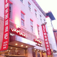 Photo taken at Vapiano by Armie on 11/9/2012