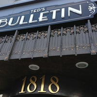 Photo taken at Ted's Bulletin by Armie on 7/24/2013