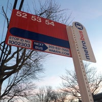 Photo taken at 52 53 54 Bus stop by Armie on 3/21/2016