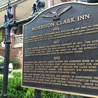 Photo taken at Morrison-Clark Historic Inn by Armie on 5/29/2015