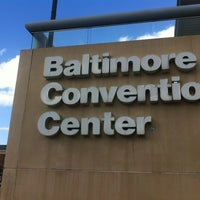 Photo taken at Baltimore Convention Center by Armie on 10/20/2012
