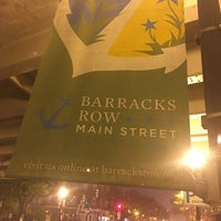 Photo taken at Barracks Row by Armie on 8/12/2017