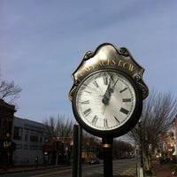 Photo taken at Barracks Row by Armie on 12/25/2012