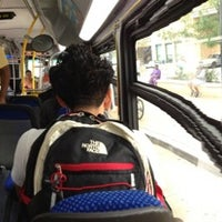 Photo taken at 52 Metrobus Southbound by Armie on 8/13/2013