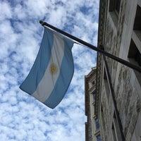 Photo taken at argentine naval attache by Armie on 12/12/2016