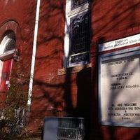 Photo taken at Ebenezer United Methodist Church by Armie on 12/14/2012