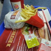Photo taken at Burger King by Ümitツ Ü. on 6/6/2014