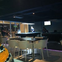 Photo taken at Lucky 9 Bistro and Pool by Grace H. on 9/22/2012