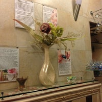 Photo taken at Visionary Салон красоты by Катя A. on 11/19/2013
