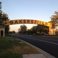 Photo taken at The Bakersfield Sign by Mikey L. on 6/15/2013