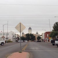 Photo taken at Marfa, TX by Kim A. on 9/13/2014