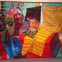 Photo taken at Rosamund Felsen Gallery by Kim A. on 12/13/2014