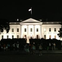 Photo taken at The White House by Andy B. on 7/22/2013