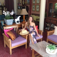 Photo taken at Holiday Village and Natural Garden Resort by Margarita P. on 11/25/2014