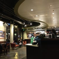 Photo taken at Starbucks by Carlos M. on 11/10/2012
