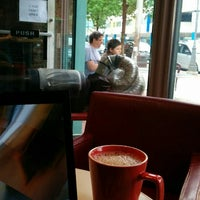 Photo taken at coffee and friends by Alex G. on 6/15/2014