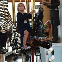 Photo taken at Albany Carousel & Museum by Jolene T. on 10/29/2017