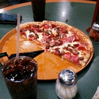 Photo taken at Round Table Pizza by Joseph R. on 5/23/2015