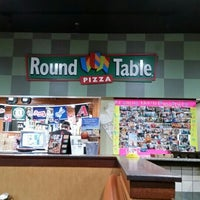 Photo taken at Round Table Pizza by Joseph R. on 5/22/2016