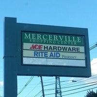 Photo taken at Mercerville Shopping Center by Dan B. on 9/28/2013