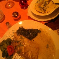 Photo taken at Rheingold Riverside Bar & Restaurant by Erik C. on 12/28/2012