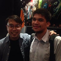 Photo taken at Greenhills Theater Mall - Viridian Booth by jaerold marc r. on 9/10/2014