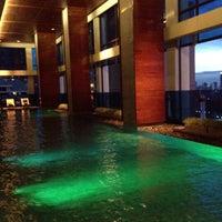 Photo taken at Renaissance Bangkok Ratchaprasong Hotel by Naelok N. on 7/14/2013