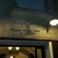Photo taken at Vecchio Forno by Manuel M. on 7/21/2013