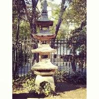 Foto tomada en Jardin Japones Cerro Santa Lucía por Guilherme M. el 6/20/2013