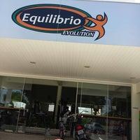Photo taken at Equilibrium Gym by Mac C. on 11/14/2013