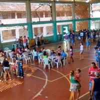 Photo taken at Escola Nossa Sra. Do Perpétuo Socorro - Igrejinha by Edy B. on 6/1/2014
