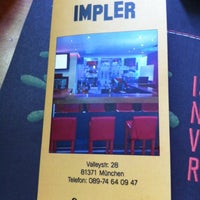 Снимок сделан в Impler Cafe пользователем Caner Ç. 5/1/2014
