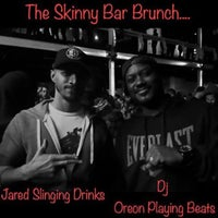 Photo taken at The SKINnY Bar & Lounge by OREON on 4/8/2017