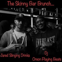 Photo taken at The SKINnY Bar & Lounge by OREON on 6/3/2017