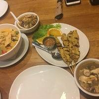 Photo taken at Baan Thai by Claudia A. on 8/17/2017