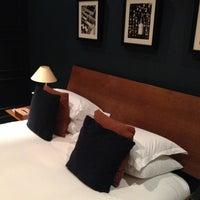 Photo taken at Hotel du Vin & Bistro by Patrick S. on 5/12/2013