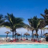 Photo taken at Resort Las Hojas El Salvador by Roxana M. on 5/24/2014