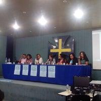 Photo taken at Auditório Jorge Amado by Luciana on 4/27/2015