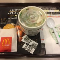 Photo taken at McDonald's & McCafe by Nurul Z. on 4/20/2017