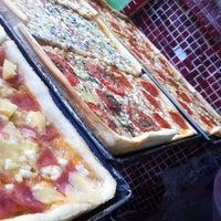Photo taken at La Pizzarra by Gaby B. on 8/2/2014